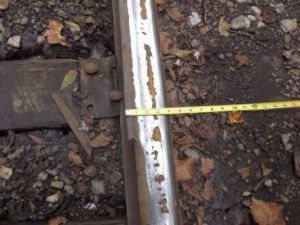 Railroad Track Inspection